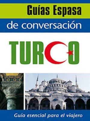 cover image of Guía de conversación turco