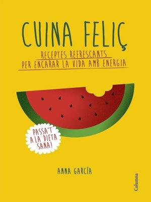 cover image of Cuina feliç