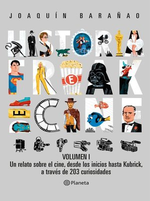 cover image of Historia Freak del Cine. Volumen I