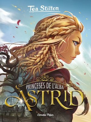 cover image of Princeses de l'Alba 1. Àstrid