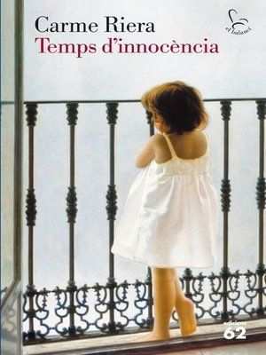 cover image of Temps d'innocència