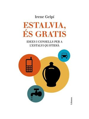 cover image of Estalvia, és gratis