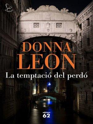 cover image of La temptació del perdó
