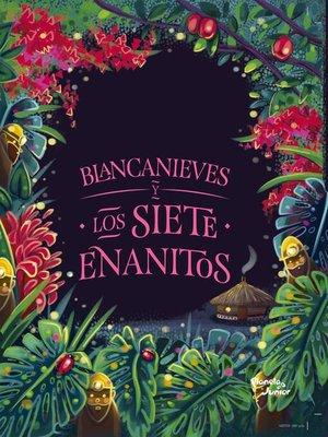 cover image of Blancanieves y los siete enanitos