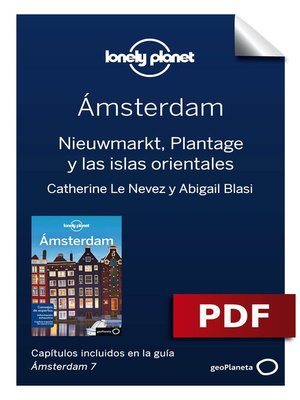 cover image of Ámsterdam 7_3. Nieuwmarkt, Plantage y las islas orientales