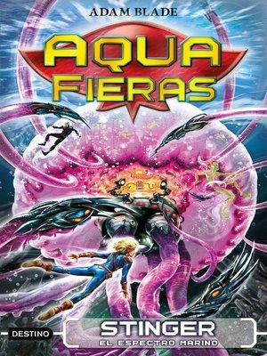 cover image of Stinger, el espectro marino