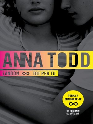 cover image of Landon. Tot per tu