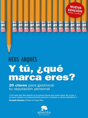 cover image of Y tú, ¿qué marca eres?