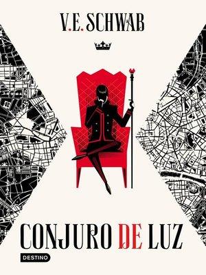 cover image of Conjuro de luz
