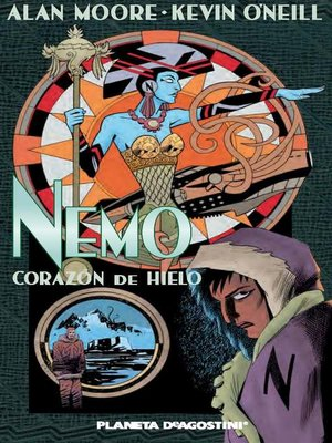 cover image of The League of Extraordinary Gentlemen Nemo