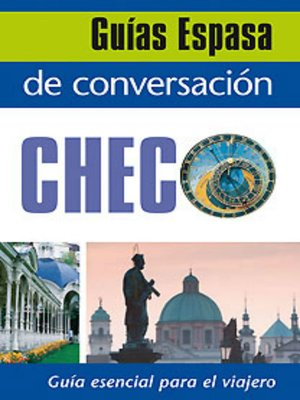 cover image of Guía de conversación checo