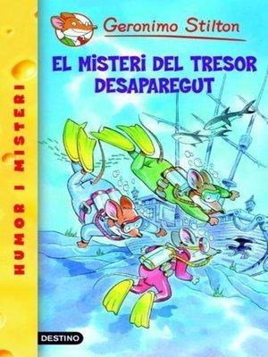 cover image of El misteri del tresor desaparegut