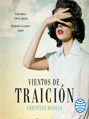 cover image of Vientos de traición