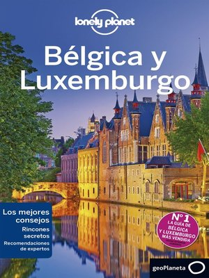 cover image of Bélgica y Luxemburgo 4