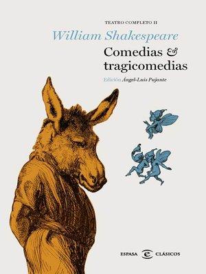 cover image of Comedias y tragicomedias
