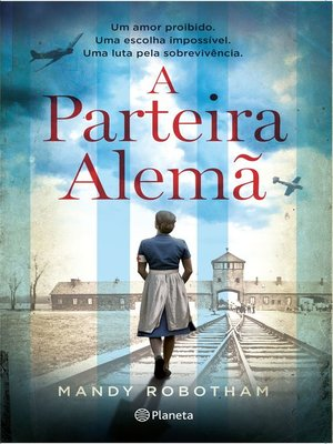 cover image of A Parteira Alemã