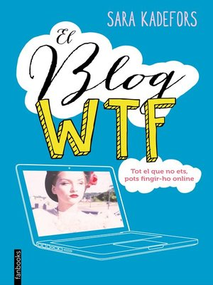 cover image of El blog WTF