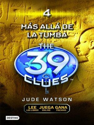 cover image of Más allá de la tumba