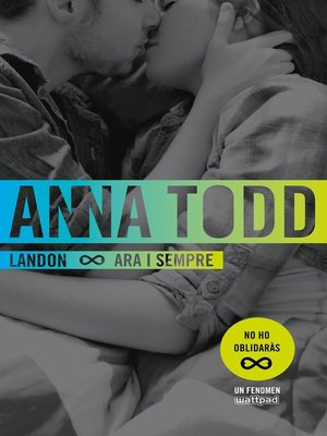cover image of Landon. Ara i sempre