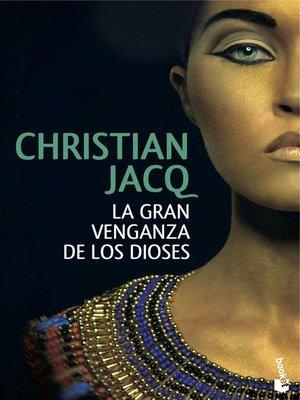 cover image of La gran venganza de los dioses