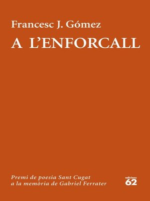 cover image of A l'enforcall