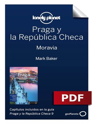 cover image of Praga 9_4. Moravia