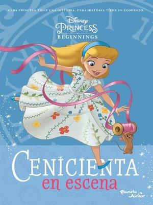 cover image of Cenicienta en escena