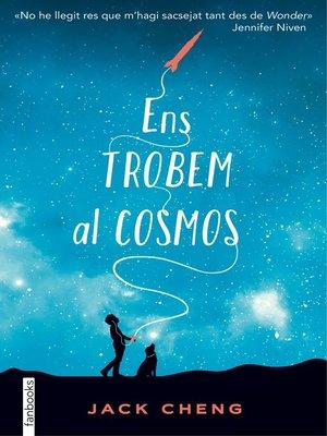 cover image of Ens trobem al Cosmos