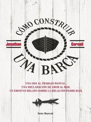 cover image of Cómo construir una barca