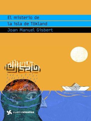 cover image of El misterio de la isla de Tökland