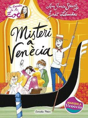 cover image of Misteri a Venècia