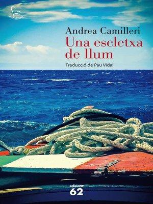 cover image of Una escletxa de llum