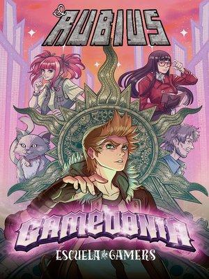 cover image of Escuela de gamers II. Gamedonia