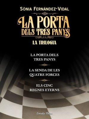 cover image of La porta dels tres panys (pack)