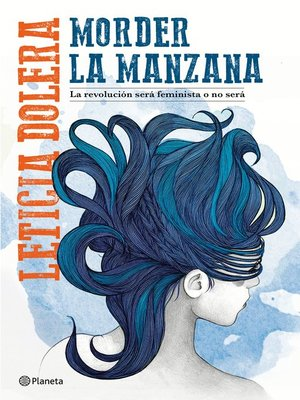 cover image of Morder la manzana (Edición mexicana)