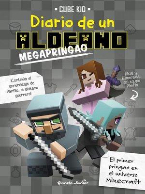 cover image of Minecraft. Diario de un aldeano megapringao
