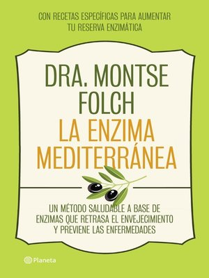 cover image of La enzima mediterránea