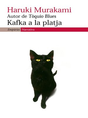 cover image of Kafka a la platja