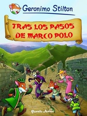 cover image of Tras los pasos de Marco Polo