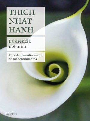 cover image of La esencia del amor