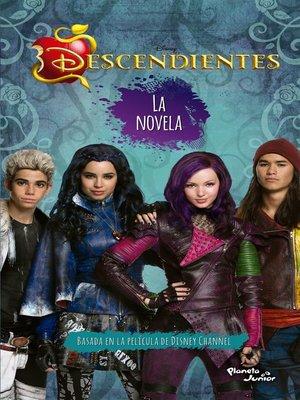 cover image of Los Descendientes--La novela