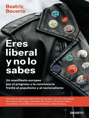 cover image of Eres liberal y no lo sabes