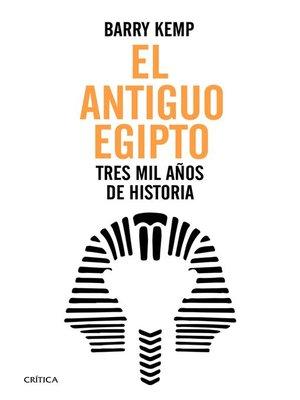 cover image of El antiguo Egipto