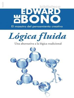 cover image of Lógica fluida
