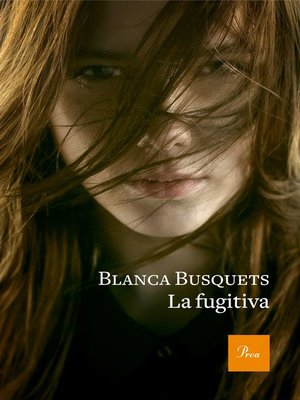 cover image of La fugitiva