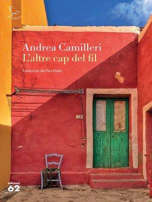 cover image of L'altre cap del fil