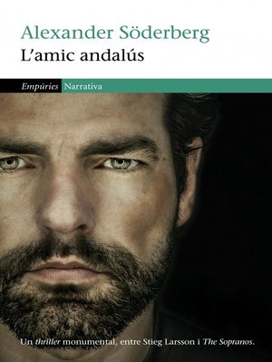 cover image of L'amic andalús