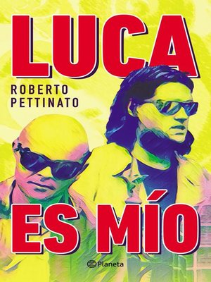 cover image of Luca es mío