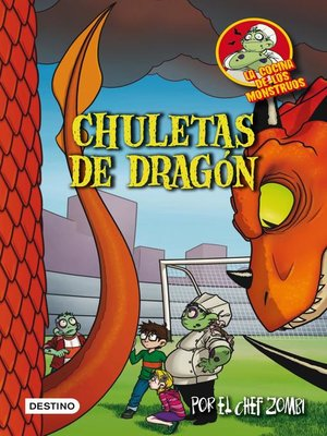 cover image of Chuletas de dragón