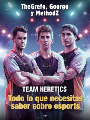 cover image of Team Heretics